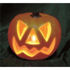 HALLOWEEN(ハロウィン) Lightup Blinking Pumpkin(ライトアップ ブリンキング パンプキン)  - 拡大画像