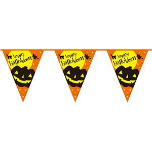 RUBIE'S(ルービーズ) HALLOWEEN(ハロウィン) 12ft Flag Banner - Pumpkin(12フィート フラッグ バナー パンプキン) - 拡大画像