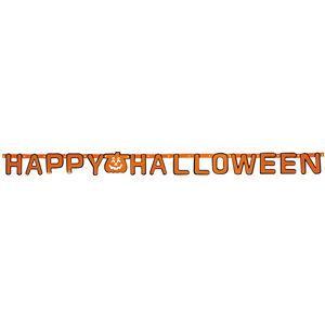 HALLOWEEN(ハロウィン) Paper Halloween Banner(ペーパー ハロウィーン バナー)  - 拡大画像