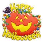 【コスプレ】RUBIE'S(ルービーズ) HALLOWEEN(ハロウィン) Halloween Party Wall Deco(ハロウィーン パーティー ウォール デコ)