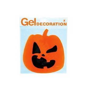 RUBIE'S(ルービーズ)HALLOWEEN(ハロウィン) Gel Decoration - Big Pumpkin (ジェル デコレーション ビッグ パンプキン) - 拡大画像