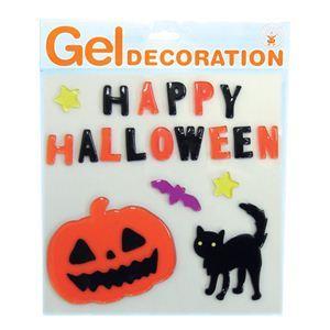 【コスプレ】RUBIE'S(ルービーズ) HALLOWEEN(ハロウィン) Gel Decoration - Happy Halloween(ジェル デコレーション ハッピー ハロウィーン) - 拡大画像