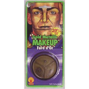 RUBIE'S(ルービーズ) Makeup - Gold(メイクアップ ゴールド) - 拡大画像