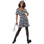 【コスプレ】 RUBIE'S (ルービーズ) PRISONER LADY