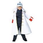 【コスプレ】 RUBIE'S (ルービーズ) Child Marine Coat & Cap Set Mサイズ