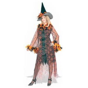 RUBIE'S (ルービーズ) 57003 Feathered Witch-Orange Std - 拡大画像
