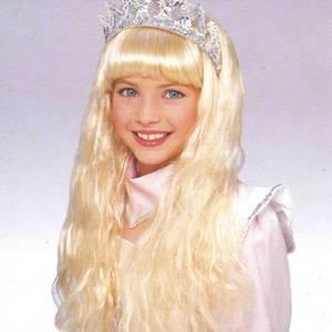 プリンセス ウィッグ Princess Wig(子供用) - 拡大画像