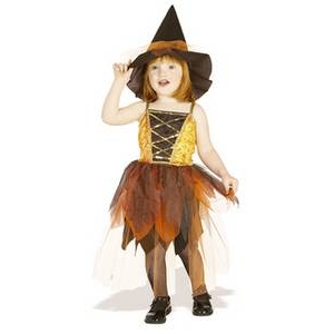 RUBIE'S (ルービーズ) Autumn Witch(オータム ウィッチ) Todサイズ - 拡大画像