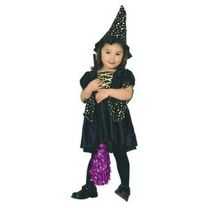 RUBIE'S (ルービーズ) Twinkle Witch(トゥインクルウィッチ) Infサイズ - 拡大画像