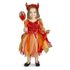 RUBIE'S (ルービーズ) Red Devil(レッド デビル) Todサイズ - 拡大画像