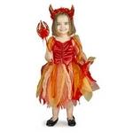 【コスプレ】 RUBIE'S (ルービーズ) Red Devil(レッド デビル) Todサイズ(キッズ・子供用)