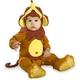 【コスプレ】 RUBIE'S (ルービーズ) Monkey See、Monkey Do(モンキー シー、モンキー ドゥー) Newbornサイズ - 縮小画像1