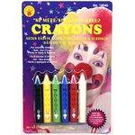 RUBIE'S (ルービーズ) No Mess-No Fuss Crayons 19640