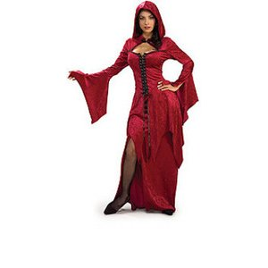 【コスプレ】 RUBIE'S (ルービーズ) Crimson Gothic Maiden 888057 Stdサイズ - 拡大画像