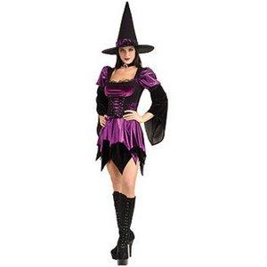 【コスプレ】 RUBIE'S (ルービーズ) Sexy Witch Std 888525
