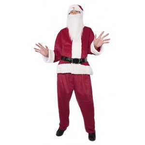 【クリスマスコスプレ】Patymo サンタサンタ ビッグサイズ - 拡大画像