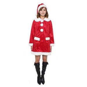 【クリスマスコスプレ】Patymo プリティコートサンタ - 拡大画像