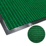 Funderful 業務用玄関マット(屋内用) 90×150cm グリーンの画像