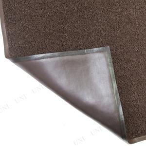 Funderful 業務用PVCコイルマット(屋外用) 120×180cm ブラウン