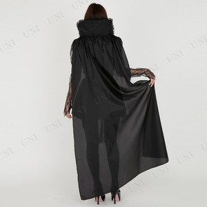 コスプレ衣装/コスチューム 【Black vampire(ブラックヴァンパイア)】 『CLUB QUEEN』 〔ハロウィン イベント〕