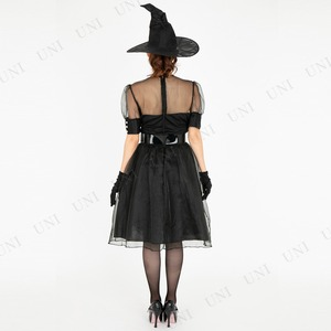 CLUB QUEEN Black witch