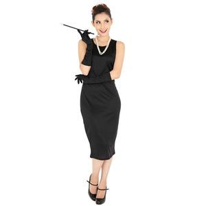 コスプレ衣装/コスチューム 【Black dress(ブラックドレス)】 『CLUB QUEEN』 レディース 〔ハロウィン イベント〕