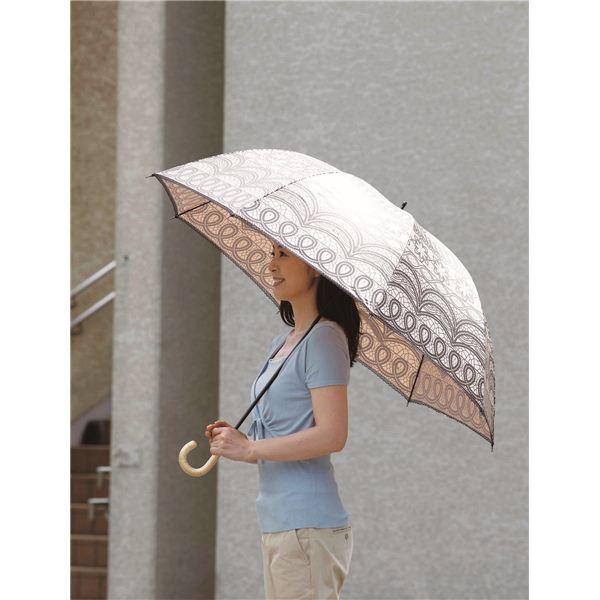 大きな日傘