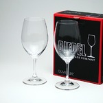 RIEDEL(リーデル) グラス オヴァチュアシリーズ 6408/00(×2)レッドワイン ペア