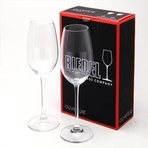 RIEDEL(リーデル) グラス オヴァチュアシリーズ 4408/48 シャンパーニュ ペア