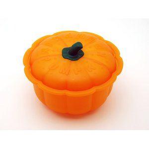 ViV(ヴィヴ) シリコンスチーマー ココット パンプキンオレンジ - 拡大画像