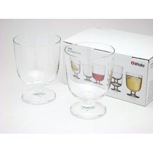 イッタラ iittala レンピ lempi グラス 350ml クリア ペア  - 拡大画像