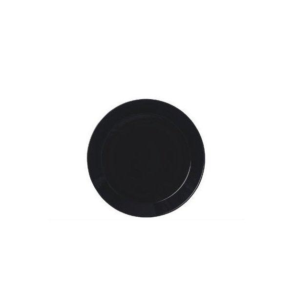 ジャンクインテリア 通販の部屋作りに イッタラ ティーマ プレート21cm ブラック