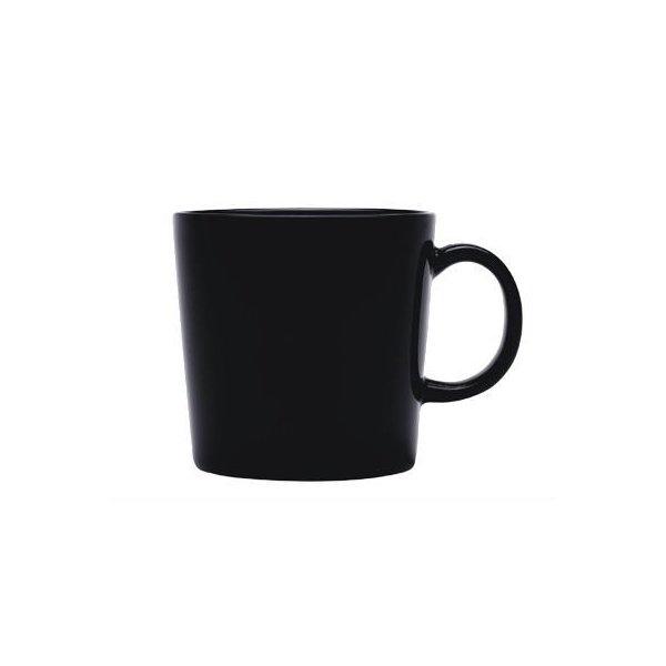 ジャンクインテリア 通販の部屋作りに iittala Teema(イッタラ ティーマ) マグカップ300ml ブラック