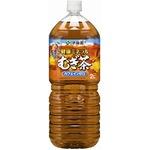 【まとめ買い】伊藤園 健康ミネラルむぎ茶 2L ×6本(1ケース)ペットボトル