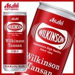 【まとめ買い】アサヒ ウィルキンソン Wilkinson タンサン 缶 250ml×40本(2ケース)