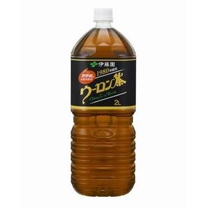 【まとめ買い】伊藤園 ウーロン茶 ペットボトル 2.0L×6本(1ケース) - 拡大画像