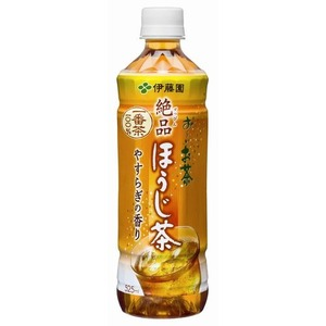 【まとめ買い】伊藤園 おーいお茶 絶品ほうじ茶 ペットボトル 525ml×24本(1ケース)