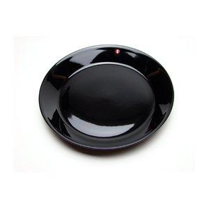 おしゃれでシンプルなテーブルウェア イッタラ ティーマ プレート19cm ブラック
