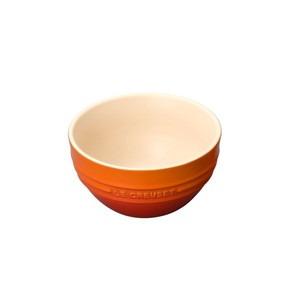 ル・クルーゼ (Le Creuset)  ライスボール 1個 オレンジ