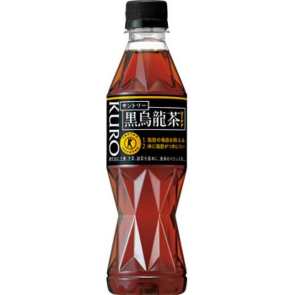 【まとめ買い】サントリー 黒烏龍茶 (特定保健用食品/トクホ飲料) ペットボトル 350ml×24本(1ケース)
