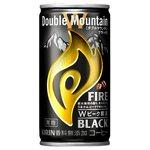 【まとめ買い】キリン ファイア ダブルマウンテン ブラック 缶 185g×30本(1ケース)