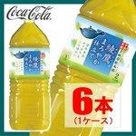 【まとめ買い】コカ・コーラ 綾鷹 緑茶 まろやか仕立て ペットボトル 2L×6本(1ケース)