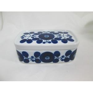白山陶器ブルームバターケース