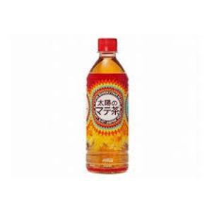 【まとめ買い】コカ・コーラ 太陽のマテ茶 ペットボトル 500ml×48本【24本×2ケース】