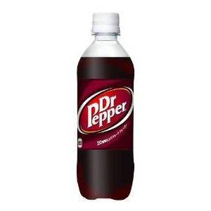 【まとめ買い】コカ・コーラドクターペッパーペットボトル500ml×48本【24本×2ケース】