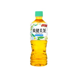 【まとめ買い】コカ・コーラ爽健美茶すっきりブレンドペットボトル525ml×48本【24本×2ケース】