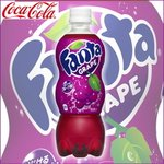 【まとめ買い】コカ・コーラ ファンタ グレープ ペットボトル 500ml×48本【24本×2ケース】