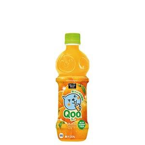 【まとめ買い】コカ・コーラ ミニッツメイド Qoo(クー) みかん ペットボトル 470ml×48本【24本×2ケース】