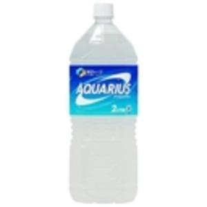 【まとめ買い】コカ・コーラ アクエリアス AQUARIUS ペットボトル 2.0L×12本【6本×2ケース】 - 拡大画像