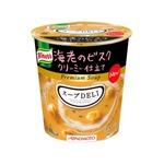 【まとめ買い】味の素 クノール スープDELI 海老のビスククリーミー仕立て 25.2g×18カップ(6カップ×3ケース)